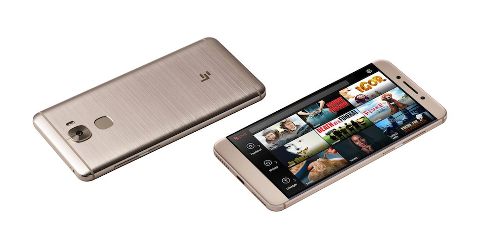 LeEco Le Pro3 smartphone