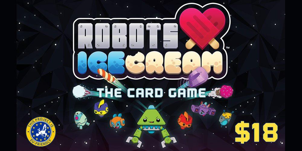 Robots Love Ice Cream