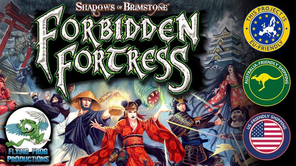 Shadows of Brimstone Forbidden Fortress