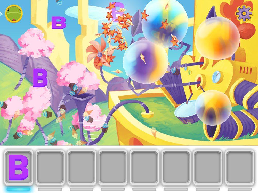 Square Panda Bubbles