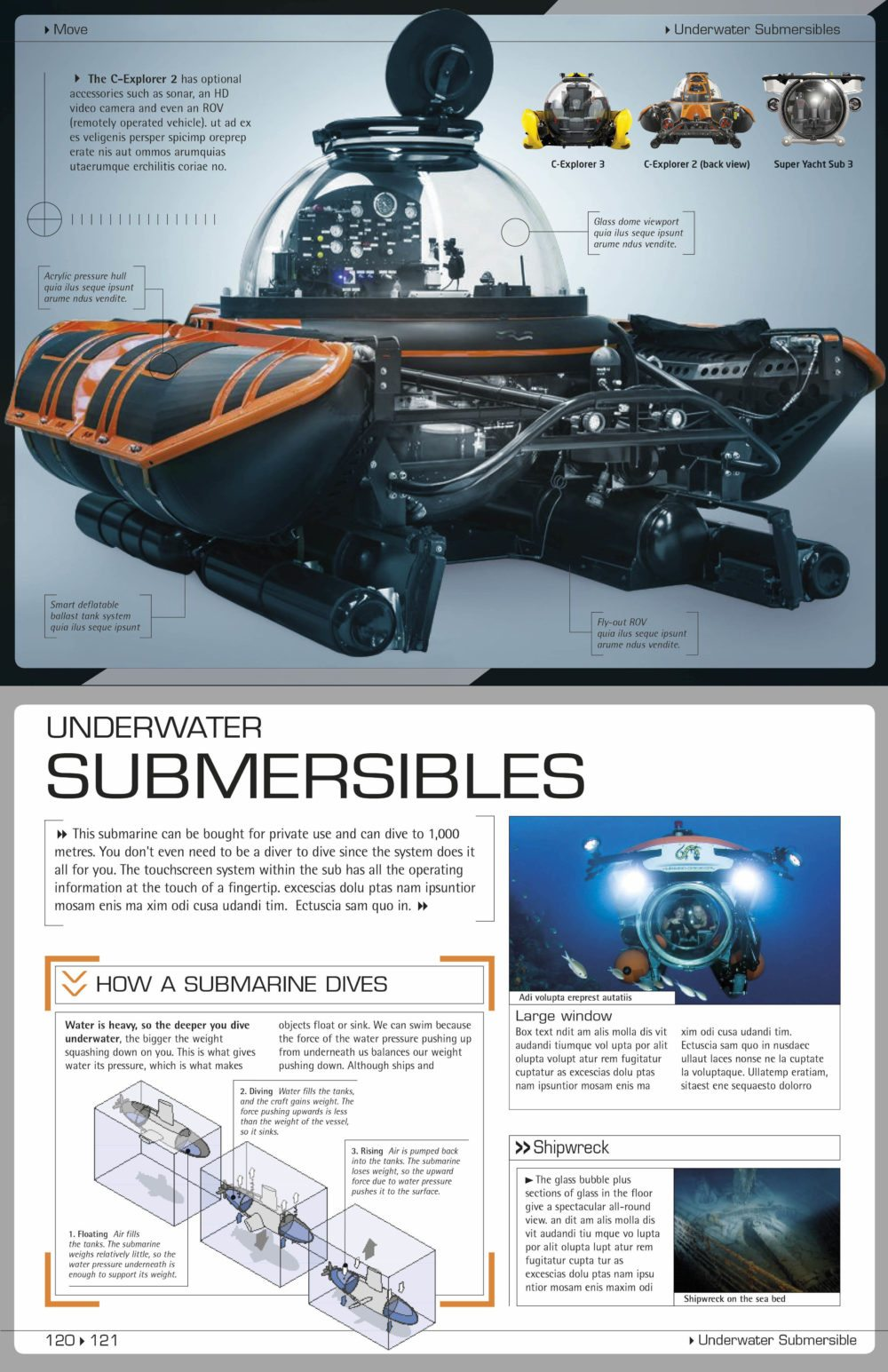 submersibles