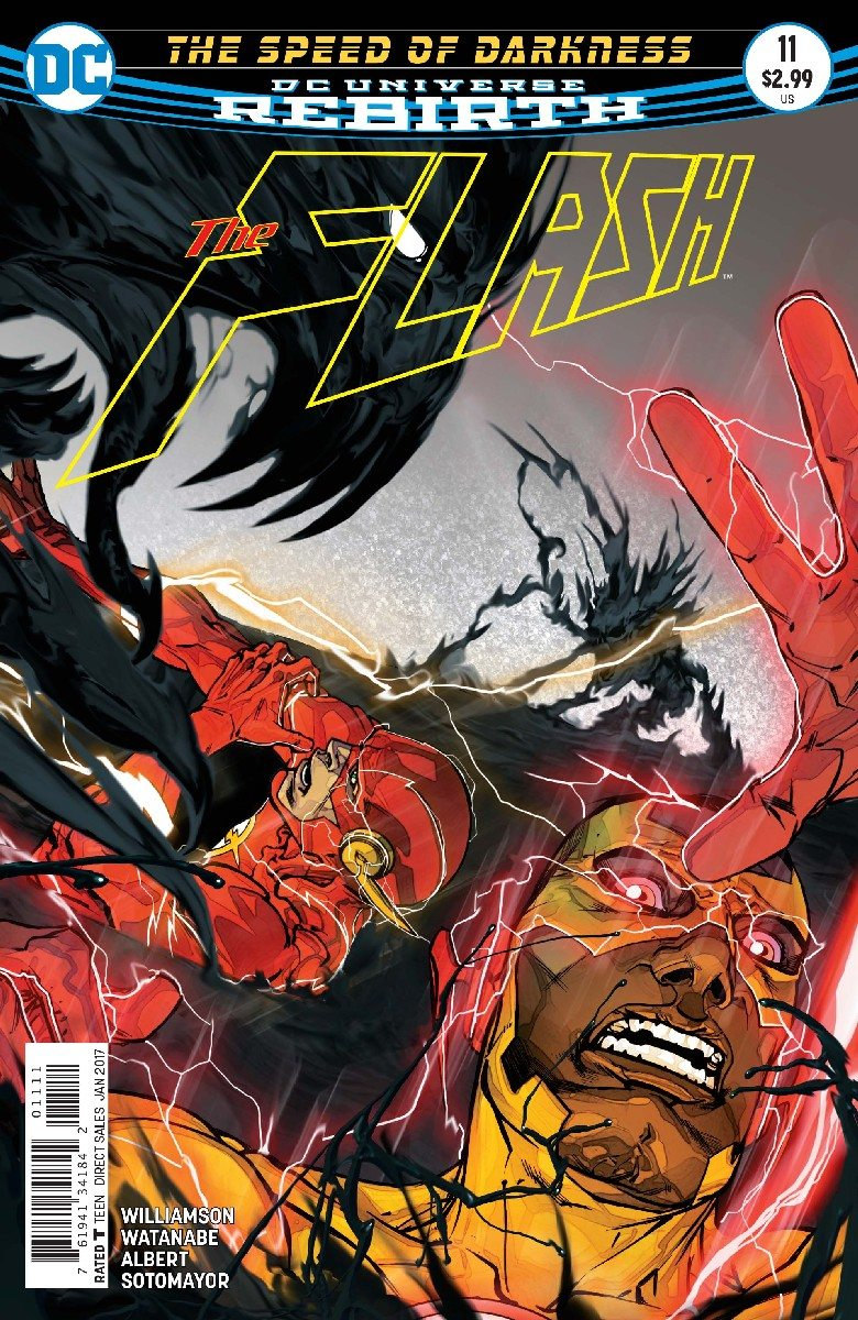 Flash #11 cover
