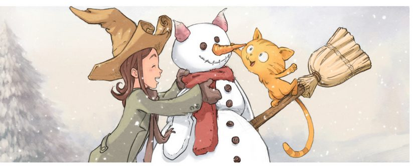 Pepper and Carrot Winter Episode