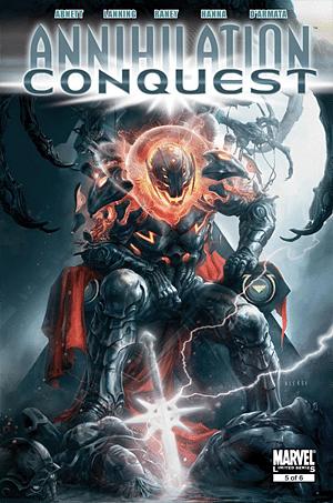 Annihilation Conquest, Image: Marvel