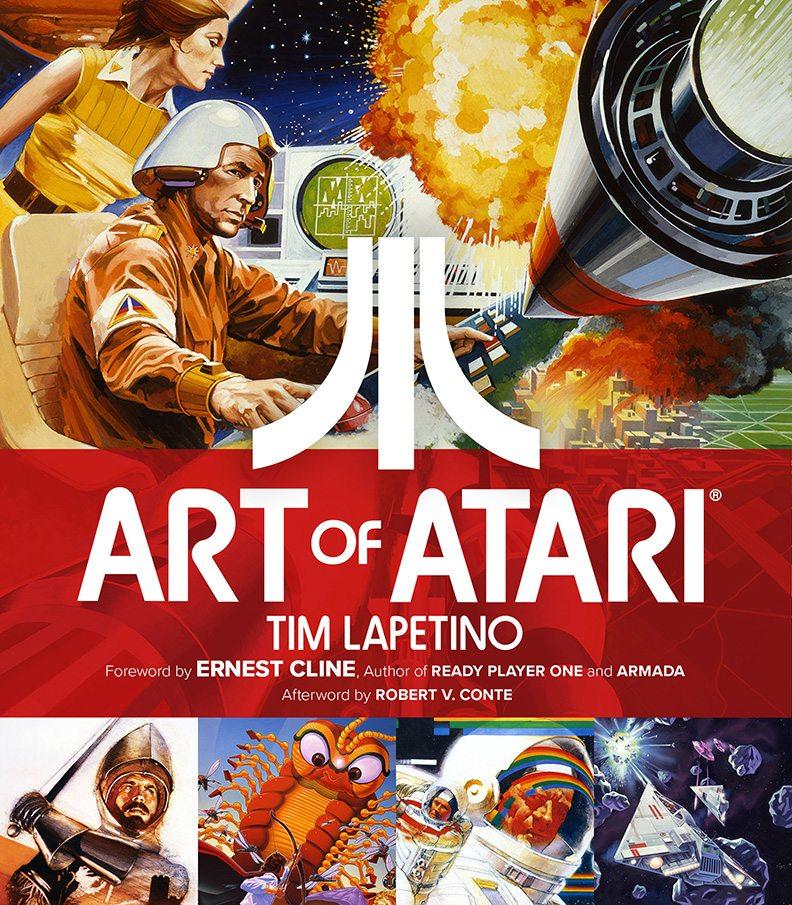 Art of Atari Cover