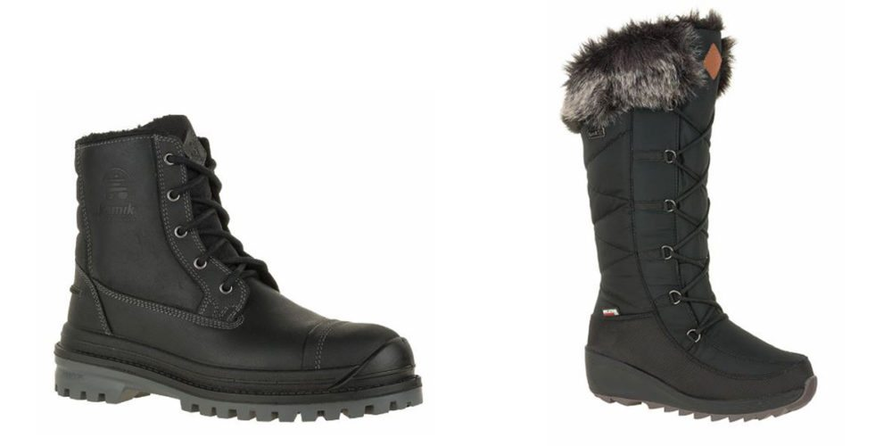These boots were made for winter. \ Images: Kamik