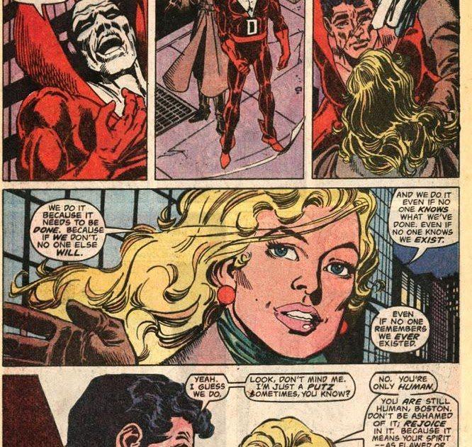 Deadman and Kara