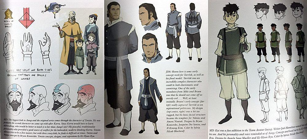 legendofkorra-artbook