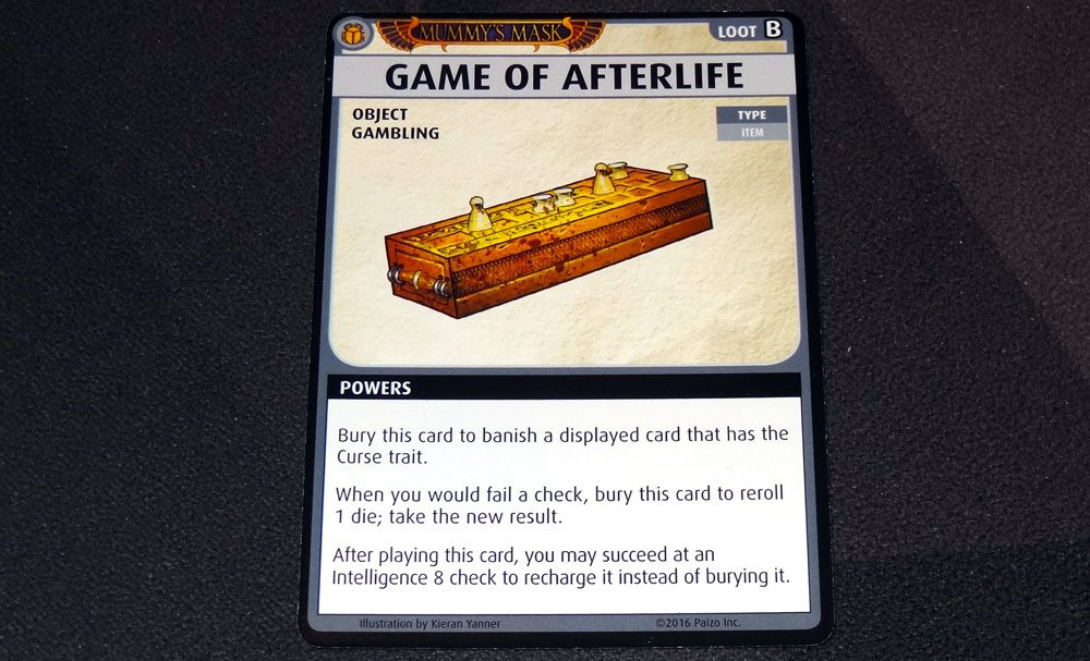PACG MM Game of Afterlife