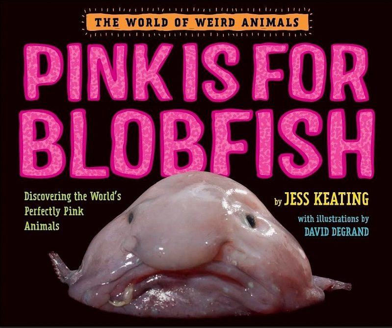 pink-is-for-blobfish Knopf Books