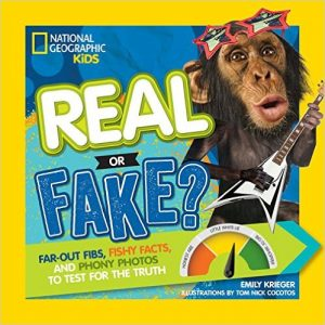 Real or Fake? National Geographic Kids