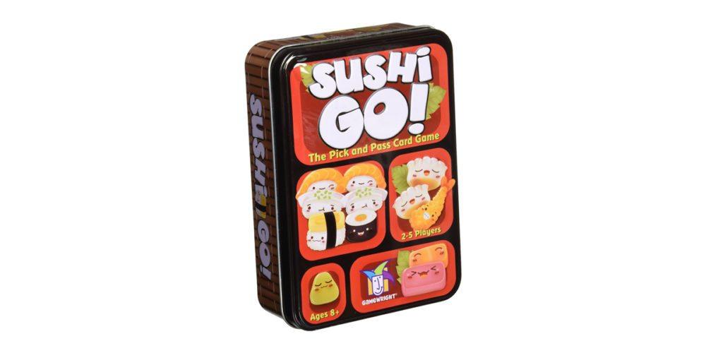 Sushi Go! \ Image: Amazon