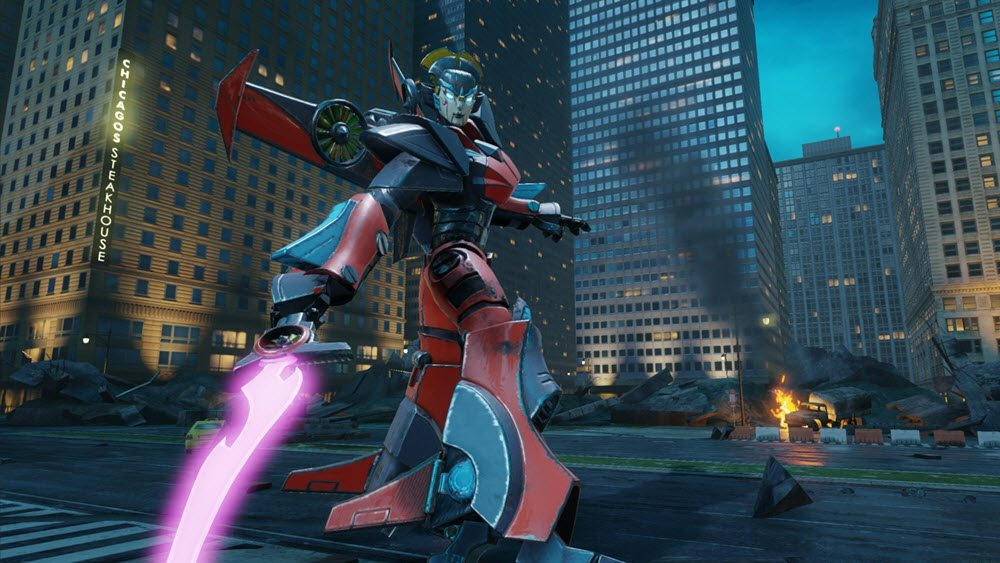 Any excuse to show Windblade - she's just awesome. (Image Credit: Kabam)