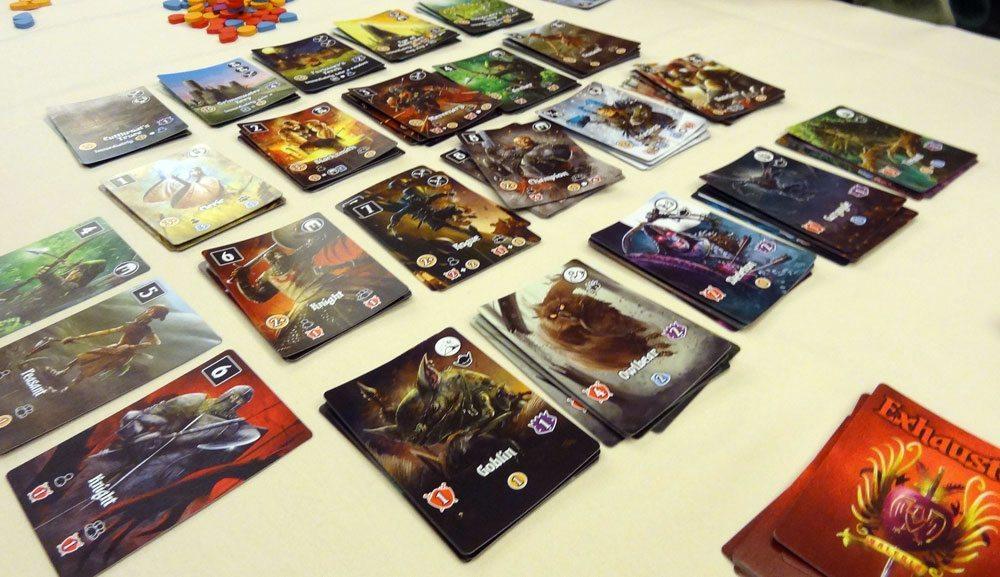 Valeria: Card Kingdoms at GameStorm