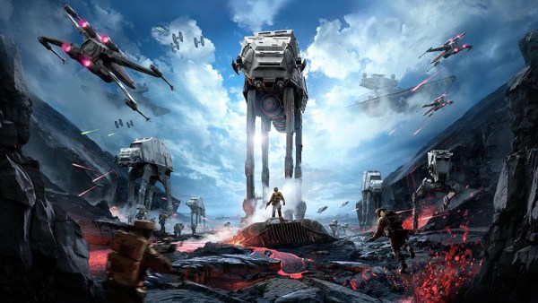 Star Wars Battlefront Comes to Origin Access