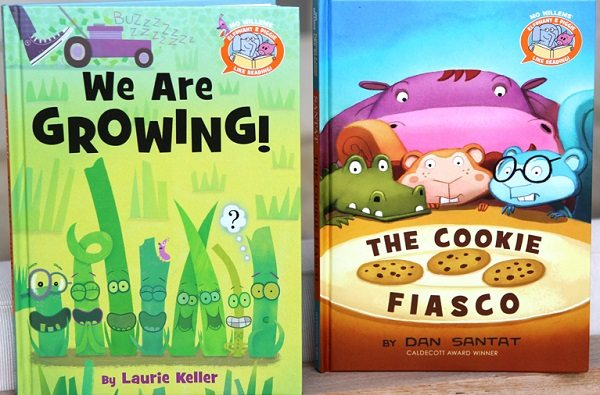 We Are Growing and The Cookie Fiasco