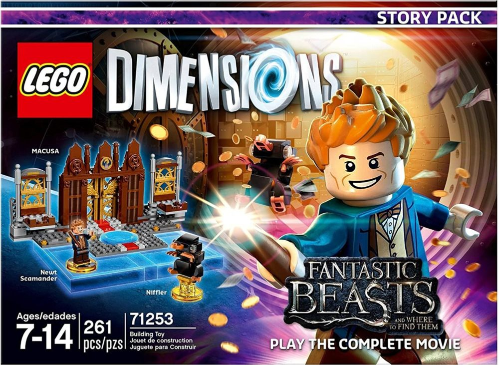 Lego Dimensions Fantastic Beasts Story Pack product image