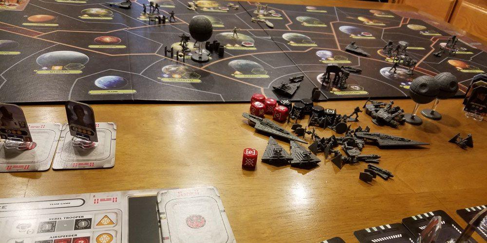 'Star Wars: Rebellion'. Image by Rob Huddleston.