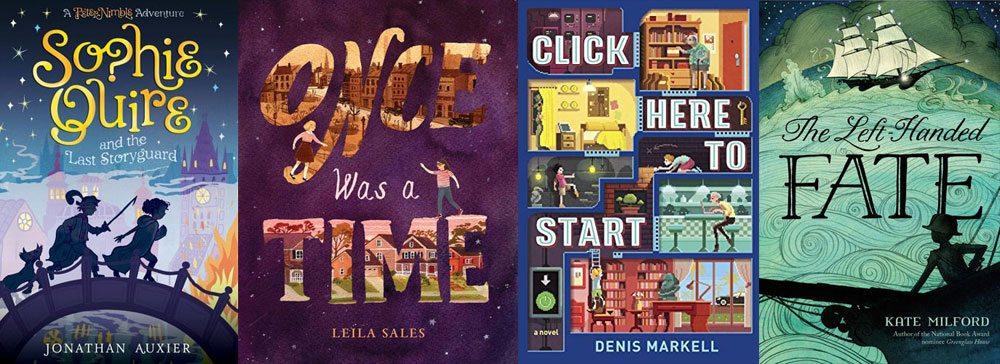 2016 Best Kids' Books