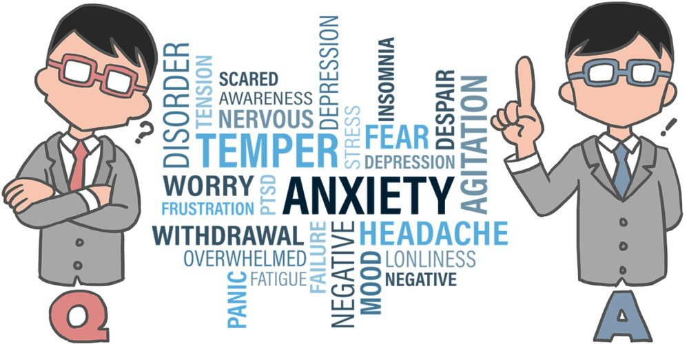 Anxiety Coworker  Image: Pixabay, creative commons