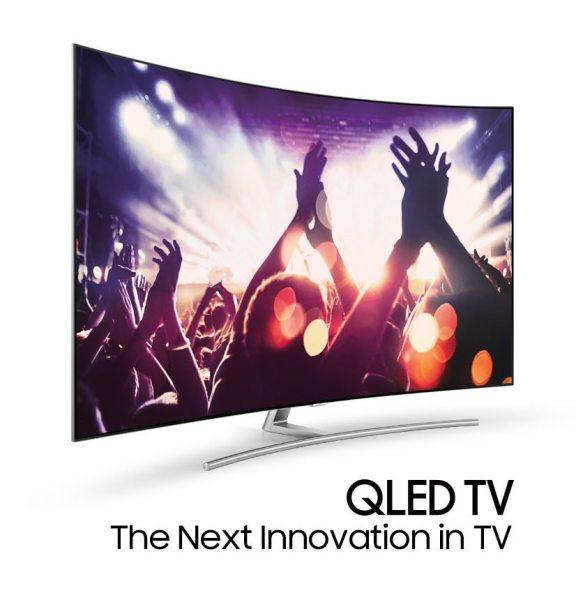 Samsung QLED TV - CES