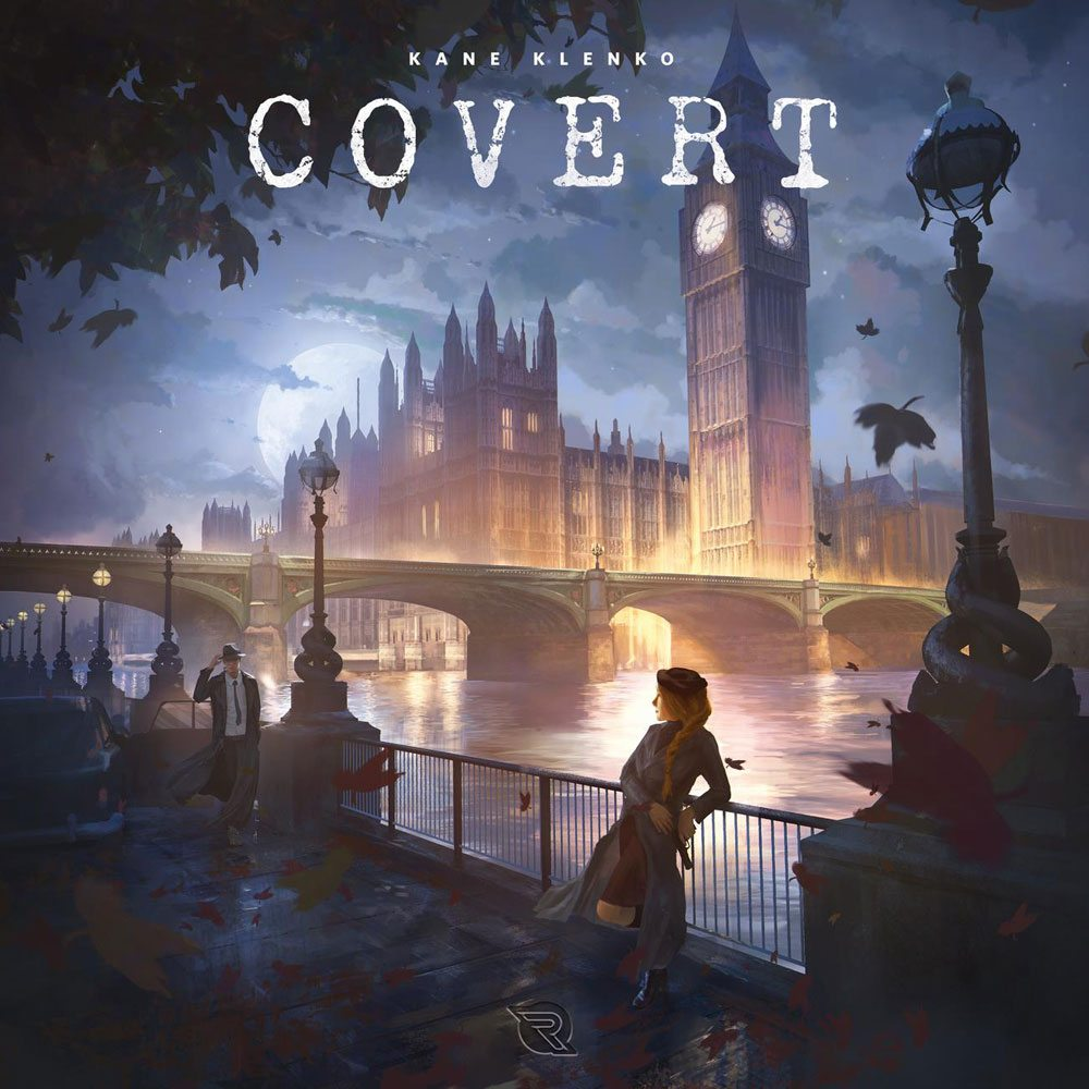 Covert cover