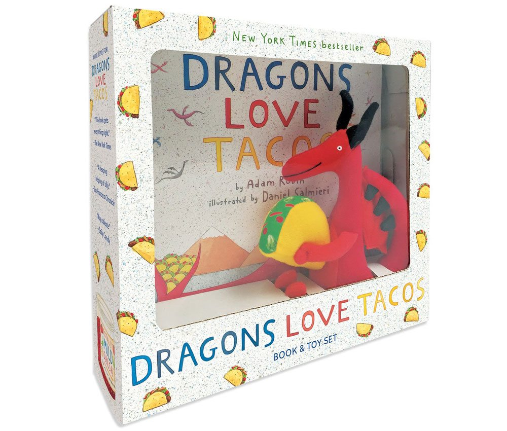 Dragons Love Tacos set