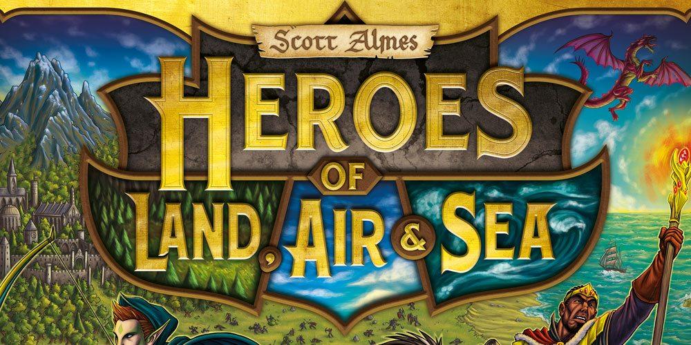 Heroes of Land, Air & Sea