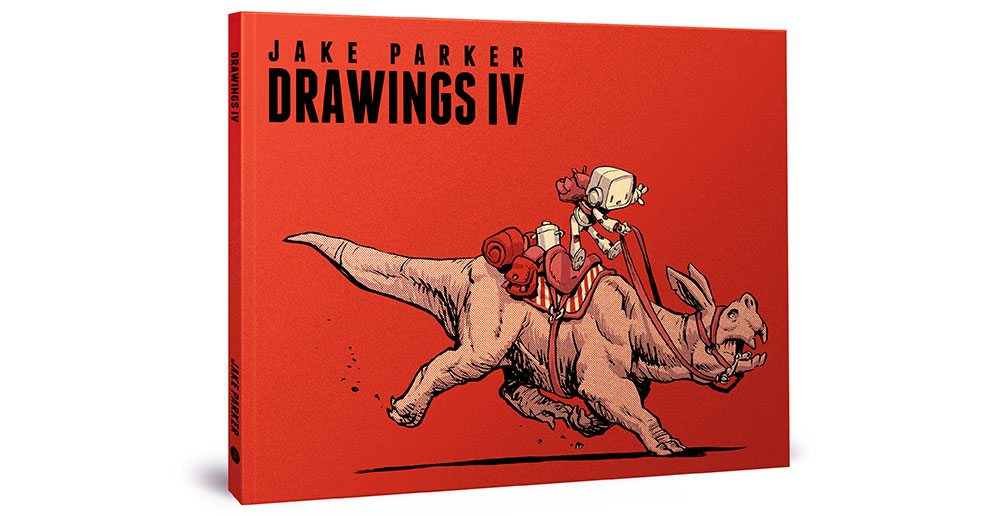 Jake Parker Drawings IV