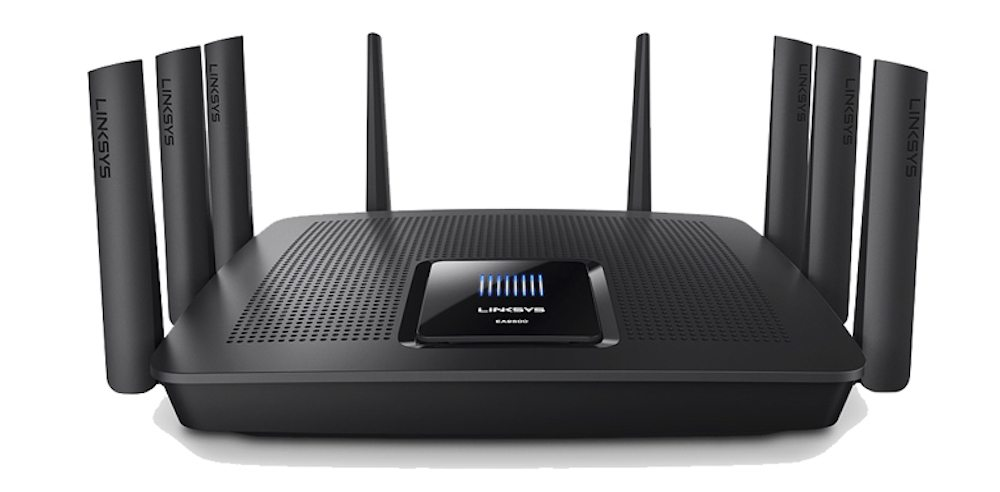 Linksys EA9500 review