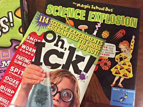 'Oh, Ick!' is The Perfect Book for Your Little Scientist   Caitlin Fitzpatrick Curley, GeekMom