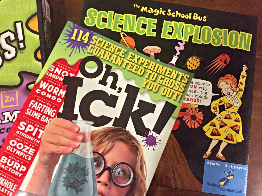 'Oh, Ick!' is The Perfect Book for Your Little Scientist | Caitlin Fitzpatrick Curley, GeekMom