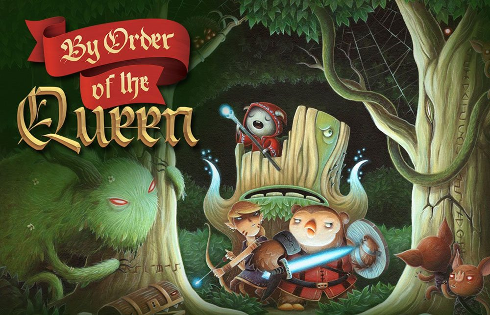 By Order of the Queen cover