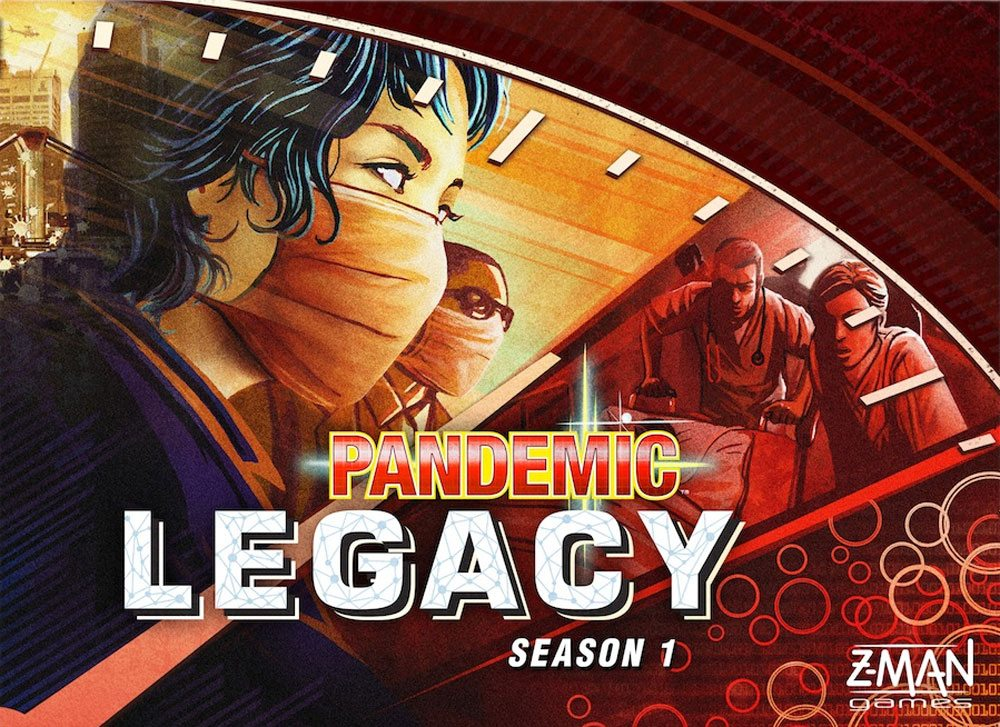 Pandemic Legacy cover