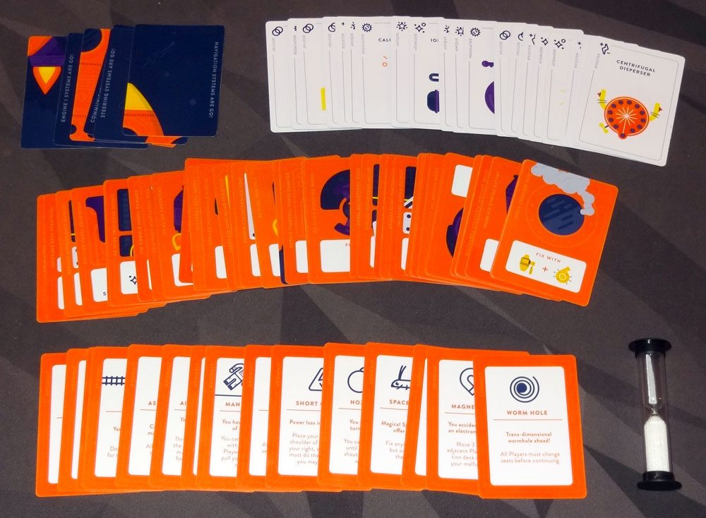 Spaceteam components
