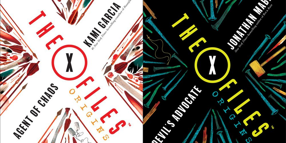 The X-Files Young Adult Novels, Image: Macmillan