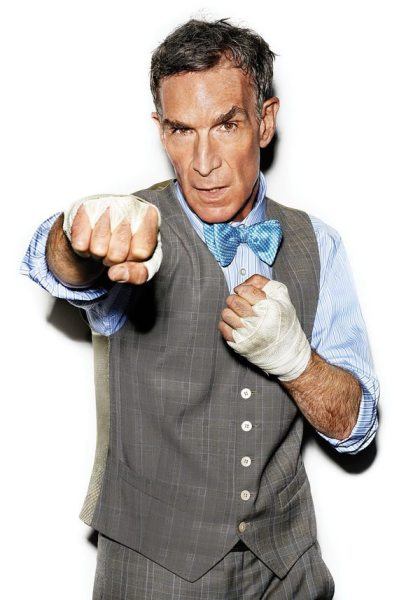 Bill Nye fights with science, and so can I. Image credit: Popular Science.