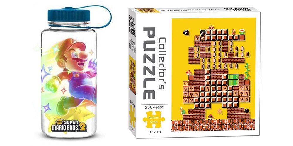 mario bottle puzzle