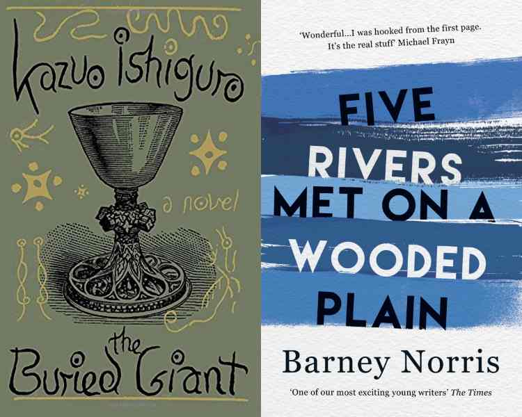 Ishiguro and Barney Norris Cover