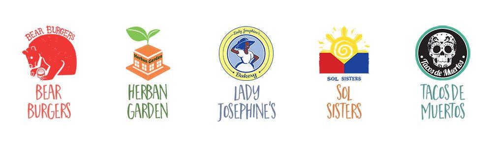 Food Truck Champion logos