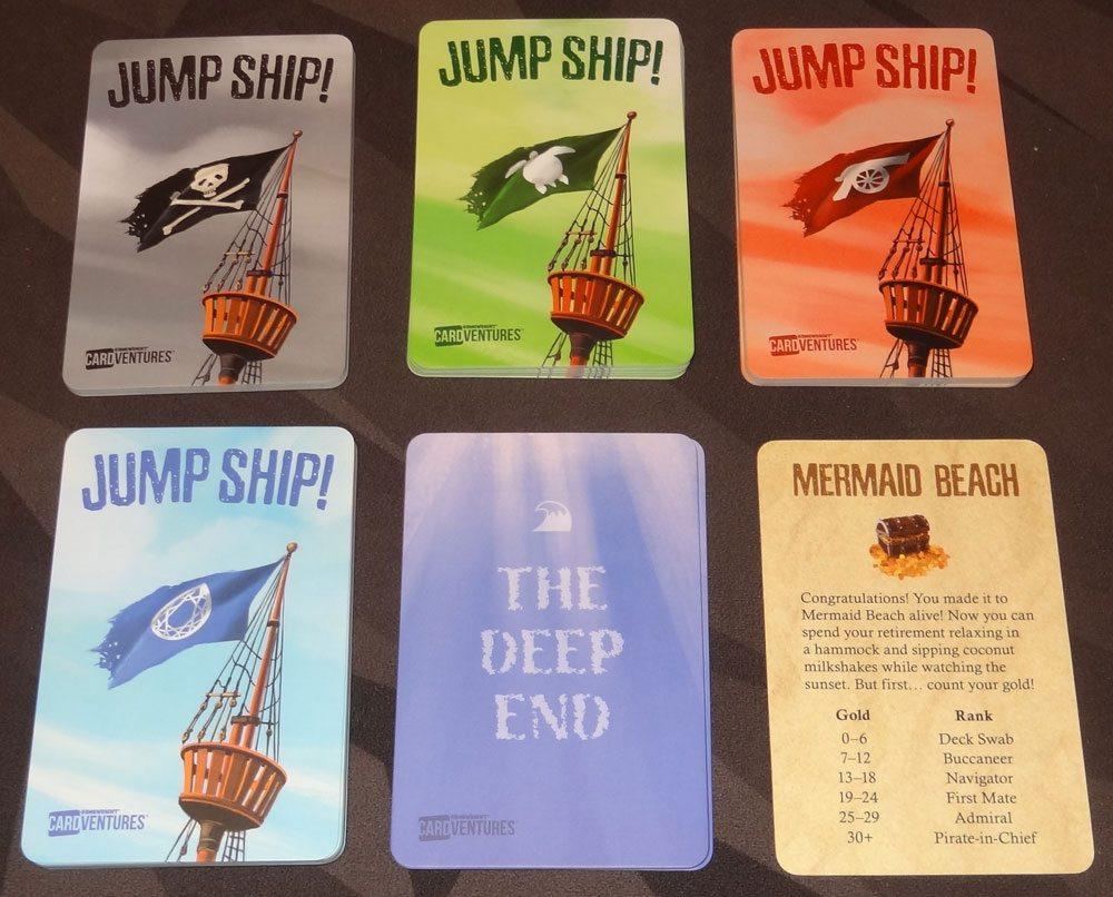 Jump Ship decks