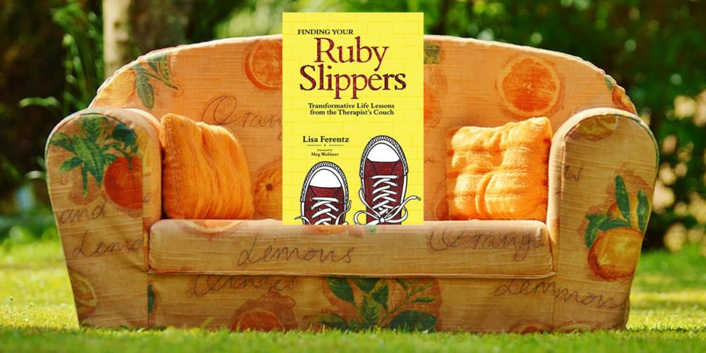 Finding Your Ruby Slippers \ Image: Smith Publicity