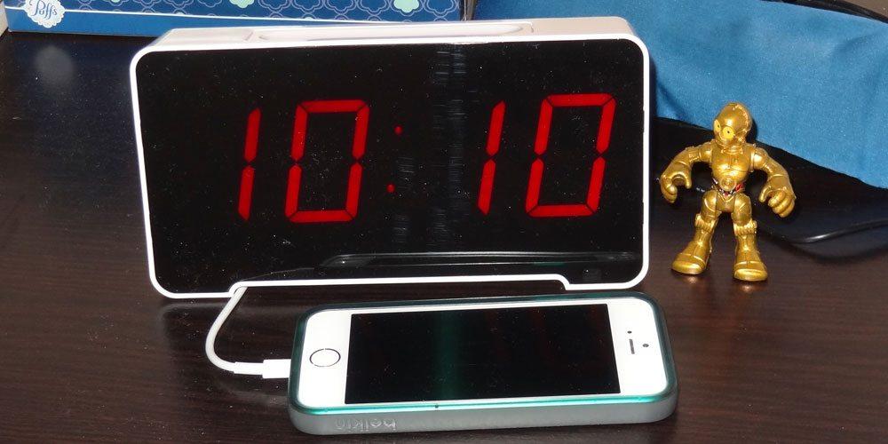 Sandman Clock