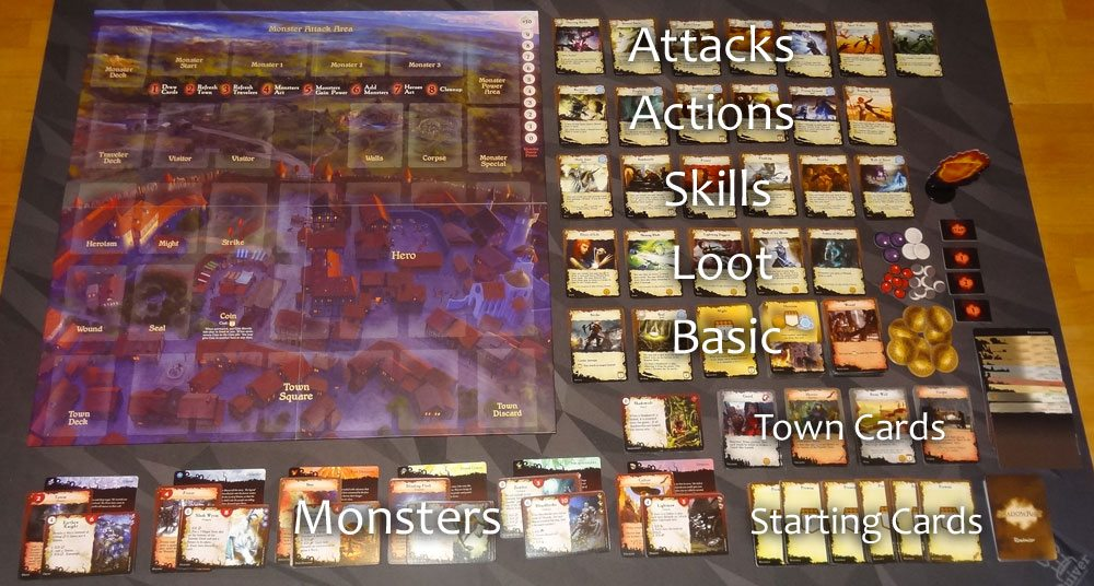 Shadowrift components