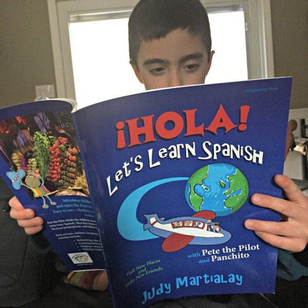 Spark an Interest in Spanish with this Book | Caitlin Fitzpatrick Curley, GeekMom