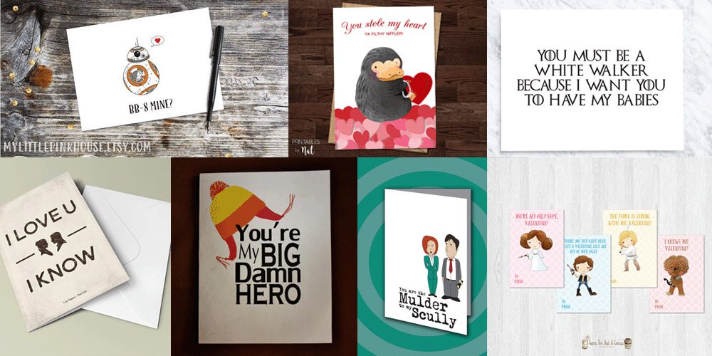 Valentines Day Cards (Image Credits as Below)