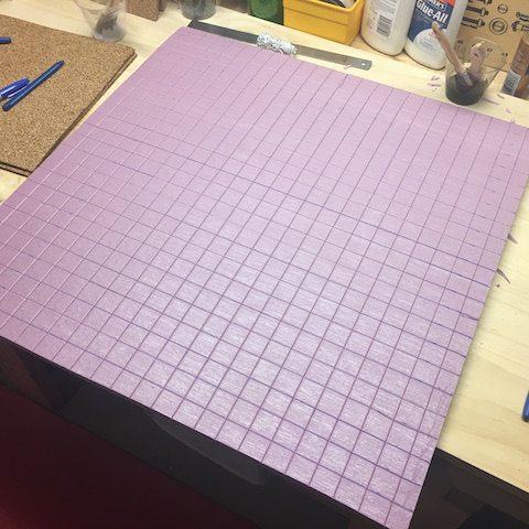 pink large base