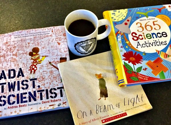 5 Fantastic Books for Young Scientists | Caitlin Fitzpatrick Curley, GeekMom