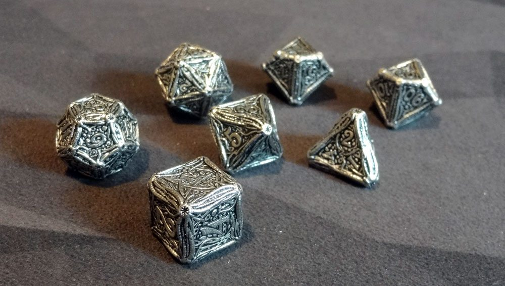 Call of Cthulhu Dice