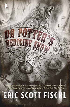Dr Potter's Medicine Show, Image: Angry Robot